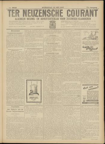 Ter Neuzensche Courant. Algemeen Nieuws- en Advertentieblad voor Zeeuwsch-Vlaanderen / Neuzensche Courant ... (idem) / (Algemeen) nieuws en advertentieblad voor Zeeuwsch-Vlaanderen 1937-05-26