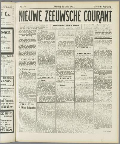 Nieuwe Zeeuwsche Courant 1911-06-20