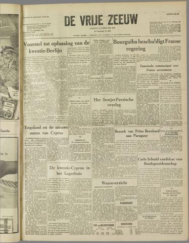 de Vrije Zeeuw 1959-02-13