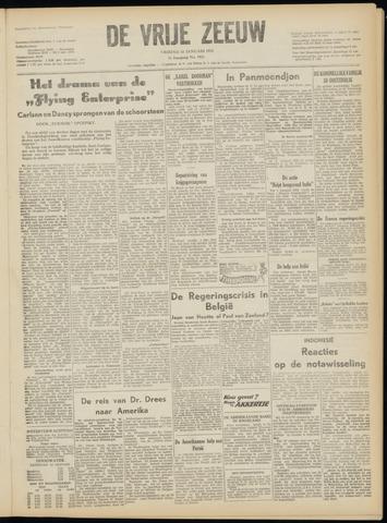 de Vrije Zeeuw 1952-01-11