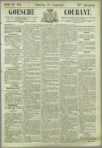 Goessche Courant 1906-08-28