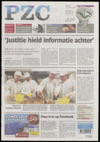 Provinciale Zeeuwse Courant 2013-12-10
