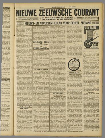 Nieuwe Zeeuwsche Courant 1929-01-29