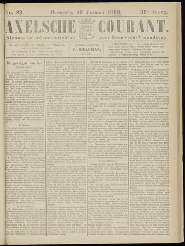 Axelsche Courant 1916-01-19