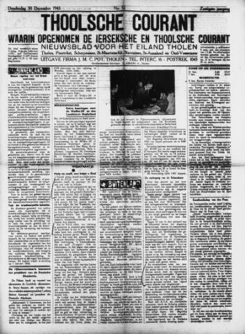 Ierseksche en Thoolsche Courant 1943-12-30