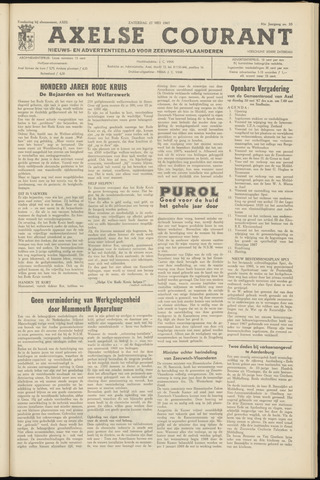 Axelsche Courant 1967-05-27