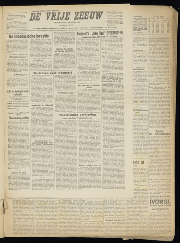 de Vrije Zeeuw 1949-01-06