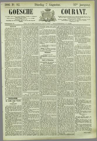 Goessche Courant 1906-08-07