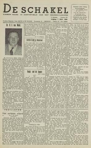 De Schakel 1951-12-07