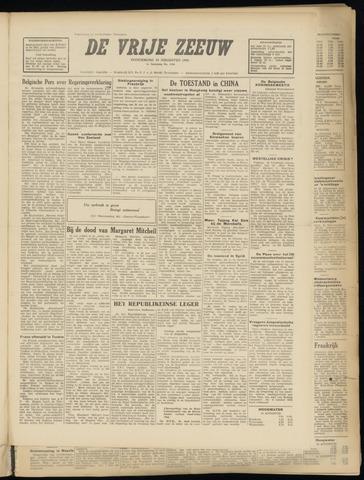 de Vrije Zeeuw 1949-08-18