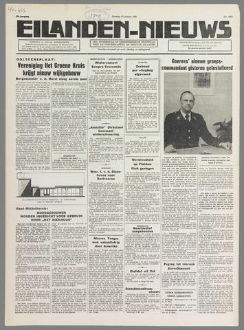 Eilanden-nieuws. Christelijk streekblad op gereformeerde grondslag 1980-01-15