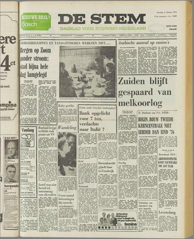 de Stem 1974-10-08