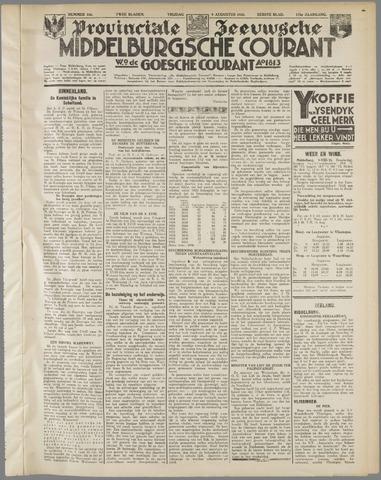 Middelburgsche Courant 1935-08-09