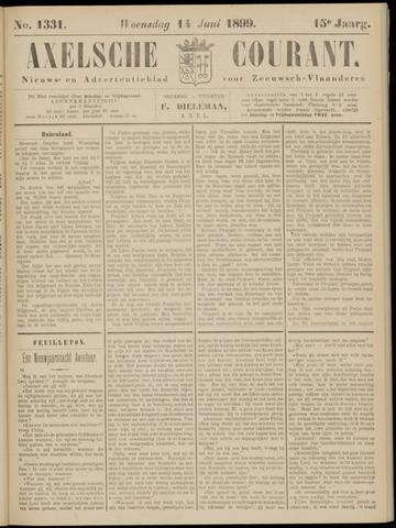 Axelsche Courant 1899-06-14