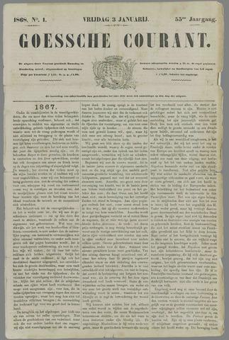Goessche Courant 1868