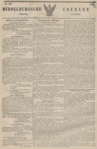 Middelburgsche Courant 1851-10-14