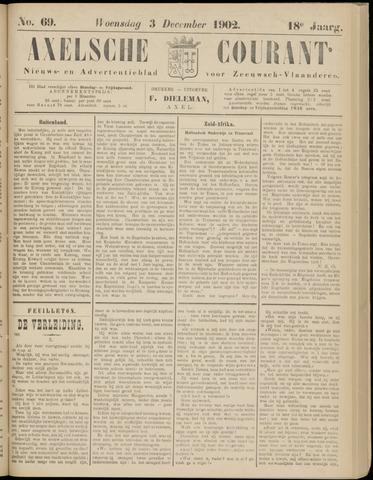 Axelsche Courant 1902-12-03