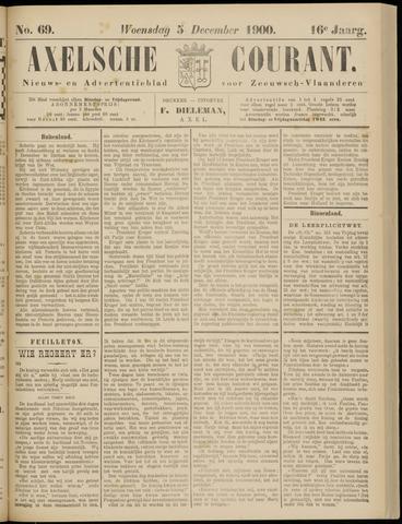 Axelsche Courant 1900-12-05