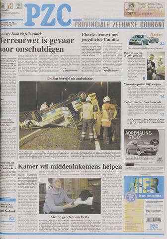 Provinciale Zeeuwse Courant 2005-02-11