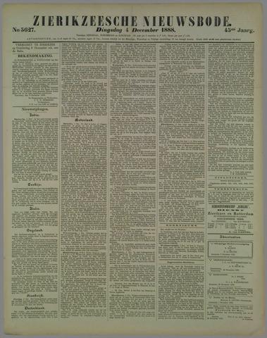 Zierikzeesche Nieuwsbode 1888-12-04