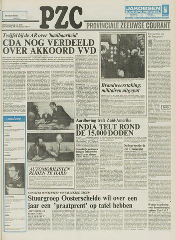 Provinciale Zeeuwse Courant 1977-11-24