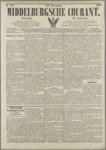 Middelburgsche Courant 1895-08-31