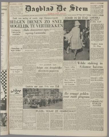 de Stem 1960-08-09