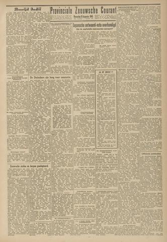 Provinciale Zeeuwse Courant 1945-08-15