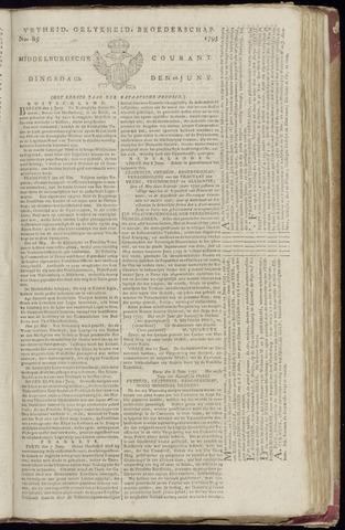 Middelburgsche Courant 1795-06-16