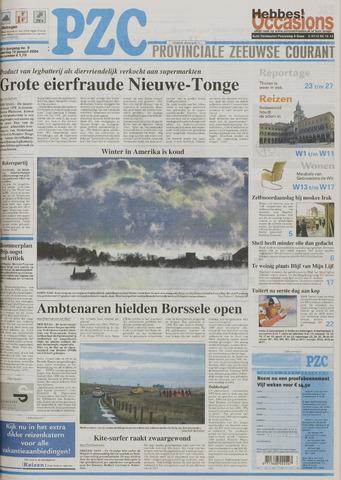 Provinciale Zeeuwse Courant 2004-01-10