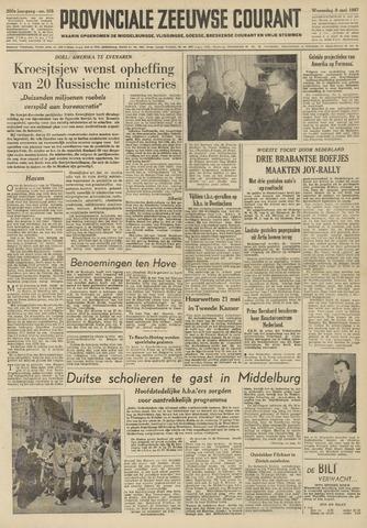 Provinciale Zeeuwse Courant 1957-05-08