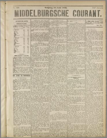 Middelburgsche Courant 1922-07-14