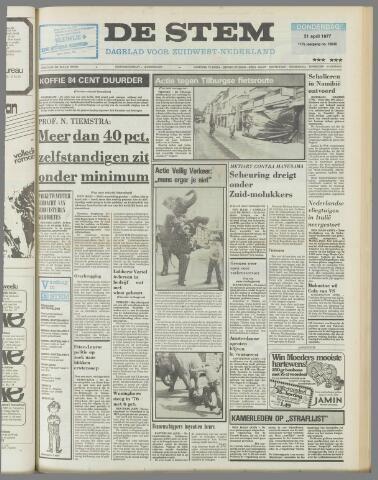 de Stem 1977-04-21