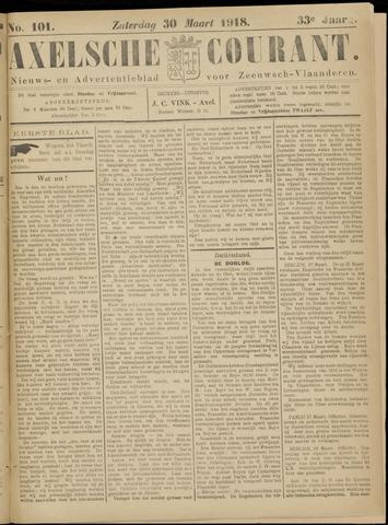 Axelsche Courant 1918-03-30