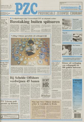 Provinciale Zeeuwse Courant 1995-01-25