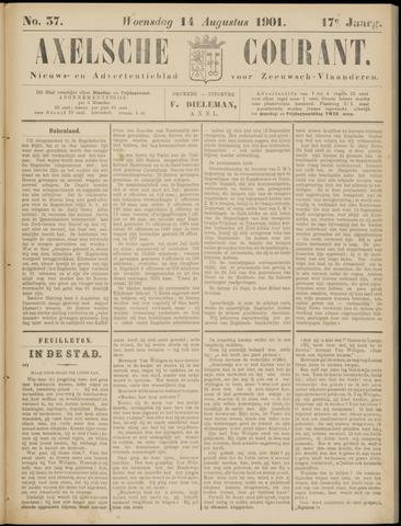 Axelsche Courant 1901-08-14