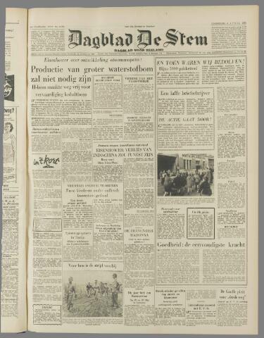 de Stem 1954-04-08
