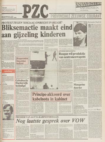 Provinciale Zeeuwse Courant 1980-11-15
