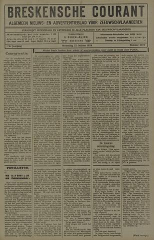 Breskensche Courant 1924-10-22