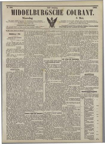 Middelburgsche Courant 1902-05-05