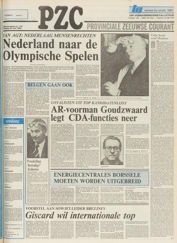 Provinciale Zeeuwse Courant 1980-05-20