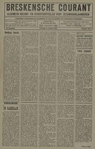Breskensche Courant 1925-02-14