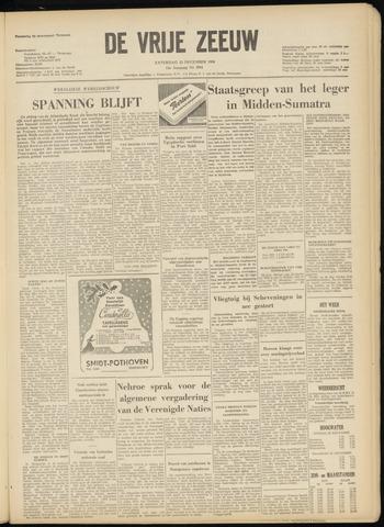 de Vrije Zeeuw 1956-12-22