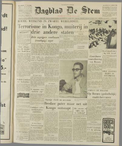 de Stem 1964-01-27
