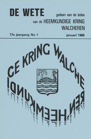 de Wete 1988-01-01