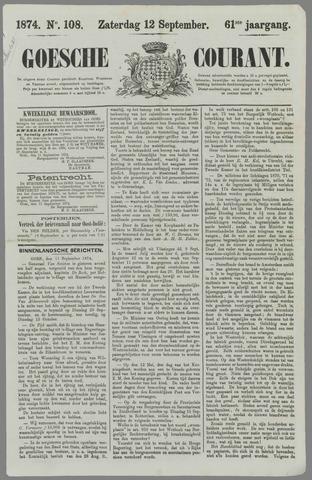 Goessche Courant 1874-09-12