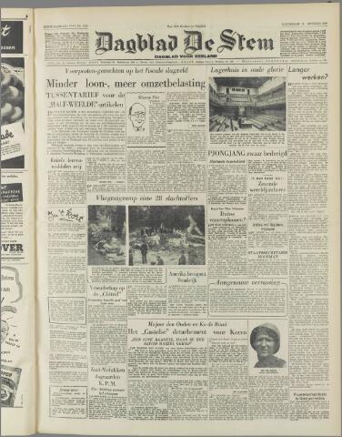 de Stem 1950-10-19