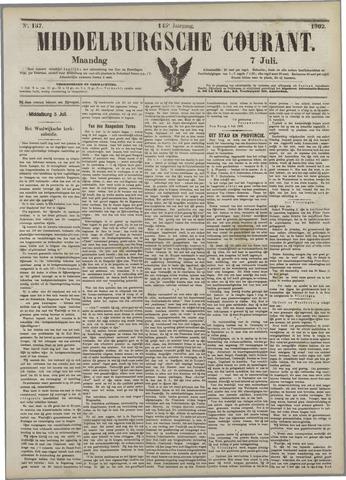 Middelburgsche Courant 1902-07-07