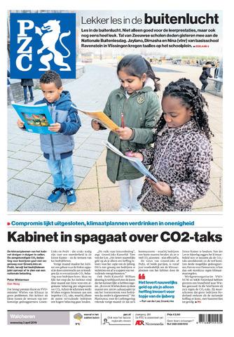 Provinciale Zeeuwse Courant 2019-04-03
