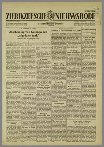 Zierikzeesche Nieuwsbode 1960-07-18
